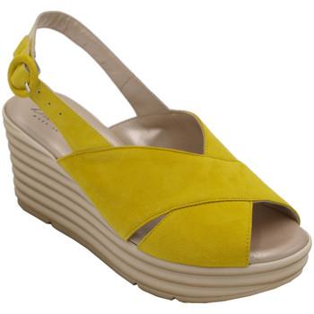 Chaussures Femme Sandales et Nu-pieds Confort ACONFORT7076gl giallo