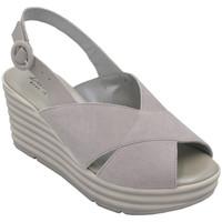 Chaussures Femme Sandales et Nu-pieds Confort ADIECIC7076gr grigio