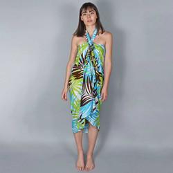Vêtements Femme Paréos Baisers Salés Paréo Batik Savana Multicolore