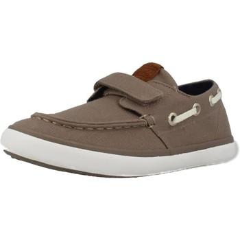 Chaussures Garçon Chaussures bateau Gioseppo COWENS Marron