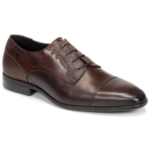 Chaussures Homme Derbies Carlington NIMALE Marron