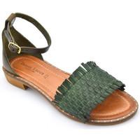 Chaussures Femme Sandales et Nu-pieds Donna Lucca 1144 vert
