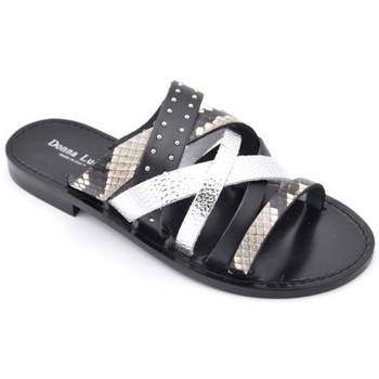 Chaussures Femme Mules Donna Lucca 1149 Noir