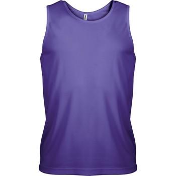 Vêtements Homme Débardeurs / T-shirts sans manche Proact Débardeur  Sport violet