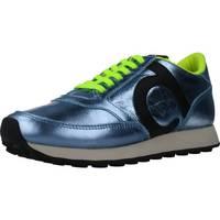 Chaussures Femme Baskets mode Duuo PRISA KID LACE 033 Bleu