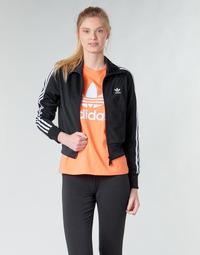 Vêtements Femme Vestes de survêtement adidas Originals FIREBIRD TT Noir