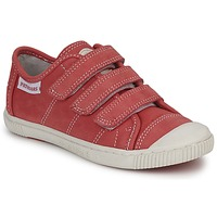 Chaussures Enfant Baskets basses Pataugas BISTRO Rouge