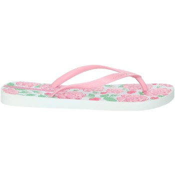 Chaussures Femme Tongs Ipanema 82655 Rose/Blanc