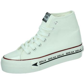 Chaussures Femme Baskets montantes B&w  Beige