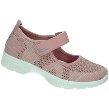 Chaussures Femme Slip ons Demax  Rose