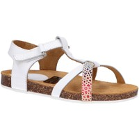 Chaussures Fille Sandales et Nu-pieds Kickers 784661-30 BODERY Blanco