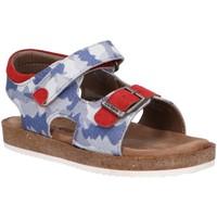 Chaussures Garçon Sandales et Nu-pieds Kickers 694914-30 FUNKYO Azul