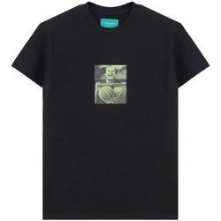 Vêtements Homme T-shirts manches courtes Backsideclub T-Shirt Jack noir  BSCTH 116 JACK BLK Noir