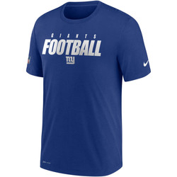 Vêtements T-shirts manches courtes Nike T-Shirt NFL New York Giants Ni Multicolore