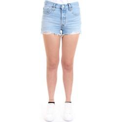 Vêtements Femme Shorts / Bermudas Levi's 56327 Bleu clair