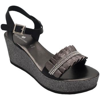 Chaussures Femme Sandales et Nu-pieds Borgo Giannotti ABORGOG4472nr nero