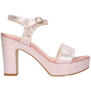 Chaussures Femme Sandales et Nu-pieds Martina B 19-461/p12-nv santal Femme Rose Rose