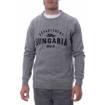 Vêtements Homme Sweats Hungaria H-16TLMOEOLE Gris