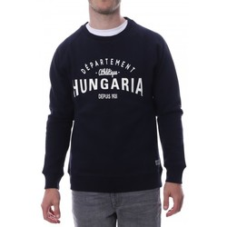 Vêtements Homme Sweats Hungaria H-16TLMOEOLE Bleu
