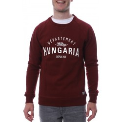 Vêtements Homme Sweats Hungaria H-16TLMOEOLE Rouge