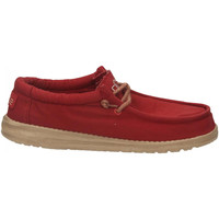 Chaussures Homme Mocassins Hey Dude WALLY WASHED brick