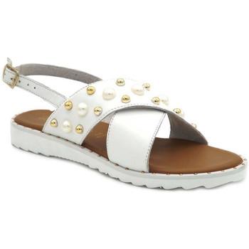 Chaussures Femme Sandales et Nu-pieds Lola Espeleta Brigite Blanc