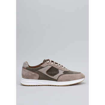 Chaussures Homme Baskets basses Krack  Marron