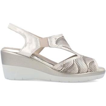 Chaussures Femme Sandales et Nu-pieds Pitillos 6030 Doré