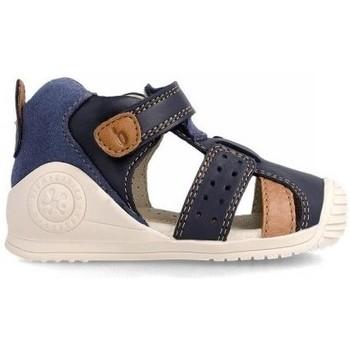 Chaussures Garçon Sandales et Nu-pieds Biomecanics 202143 bleu