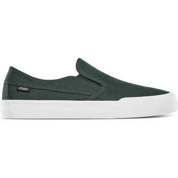 Chaussures Chaussures de Skate Etnies LANGSTON GREEN WHITE YELLOW