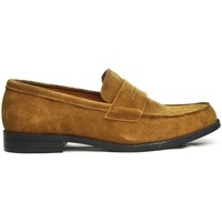 Chaussures Homme Mocassins Carla Samuel VICENZO Caramel