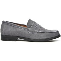 Chaussures Homme Mocassins Carla Samuel VICENZO Gris