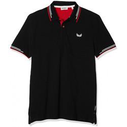 Vêtements Homme Polos manches courtes Kaporal Polo Homme Nayoc Noir 38