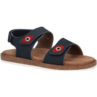 Chaussures Garçon Sandales et Nu-pieds Kickers 694903-30 FIRST Azul