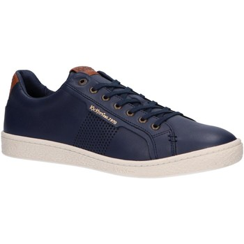 Chaussures Homme Baskets basses Kickers 769370-60 SONGO Azul