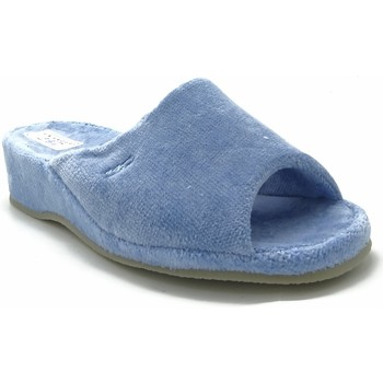 Chaussures Femme Chaussons Plastigom CYBER BLEU CIEL