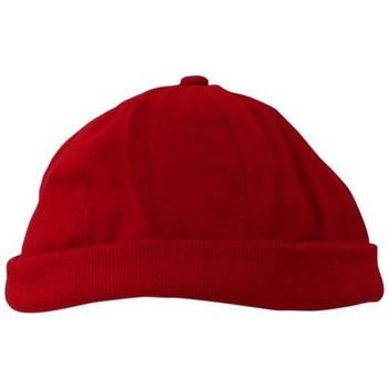 Accessoires textile Homme Bonnets Chapeau-Tendance Bonnet marin en coton Rouge