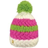 Accessoires textile Bonnets Chapeau-Tendance Bonnet Ice tricolore Rose
