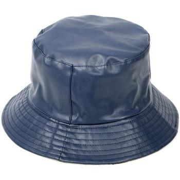 Accessoires textile Femme Chapeaux Chapeau-Tendance Bob de pluie FEEDYS Bleu