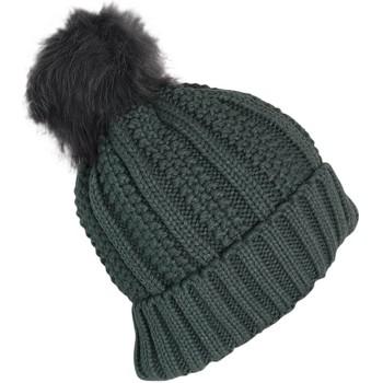Accessoires textile Bonnets Chapeau-Tendance Bonnet LUGANO Gris