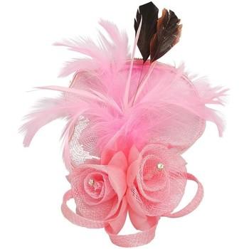 Beauté Femme Accessoires cheveux Chapeau-Tendance Mini bibi ADELISA Rose