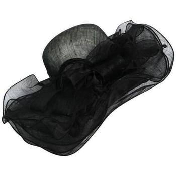 Accessoires textile Femme Chapeaux Chapeau-Tendance chapeau de cérémonie HELENA Noir