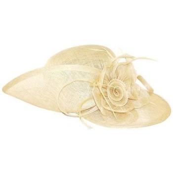 Accessoires textile Femme Chapeaux Chapeau-Tendance Chapeau de cérémonie MONA LISA Beige