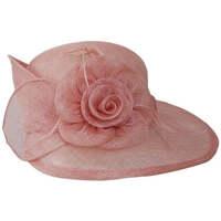 Accessoires textile Femme Chapeaux Chapeau-Tendance Chapeau de cérémonie MONA LISA Rose