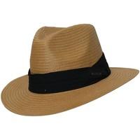 Accessoires textile Chapeaux Chapeau-Tendance Chapeau style panama WILL Marron