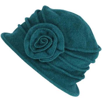 Accessoires textile Femme Chapeaux Chapeau-Tendance Chapeau cloche laine MARTINA Vert
