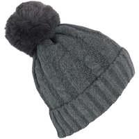 Accessoires textile Bonnets Chapeau-Tendance Bonnet doux BIENNE Gris