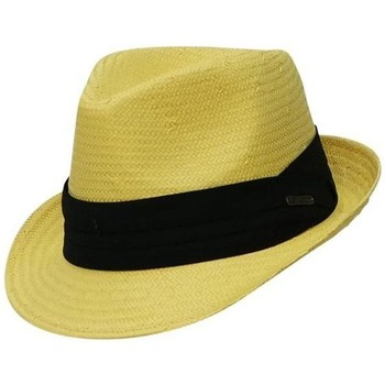 Chapeau Trilby style panama - Chapeau-Tendance - Modalova