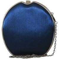 Sacs Femme Pochettes / Sacoches Chapeau-Tendance Pochette de soirée LIBERTE Bleu
