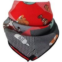 Accessoires textile Femme Echarpes / Etoles / Foulards Chapeau-Tendance Foulard polysatin MAHALIA Rouge